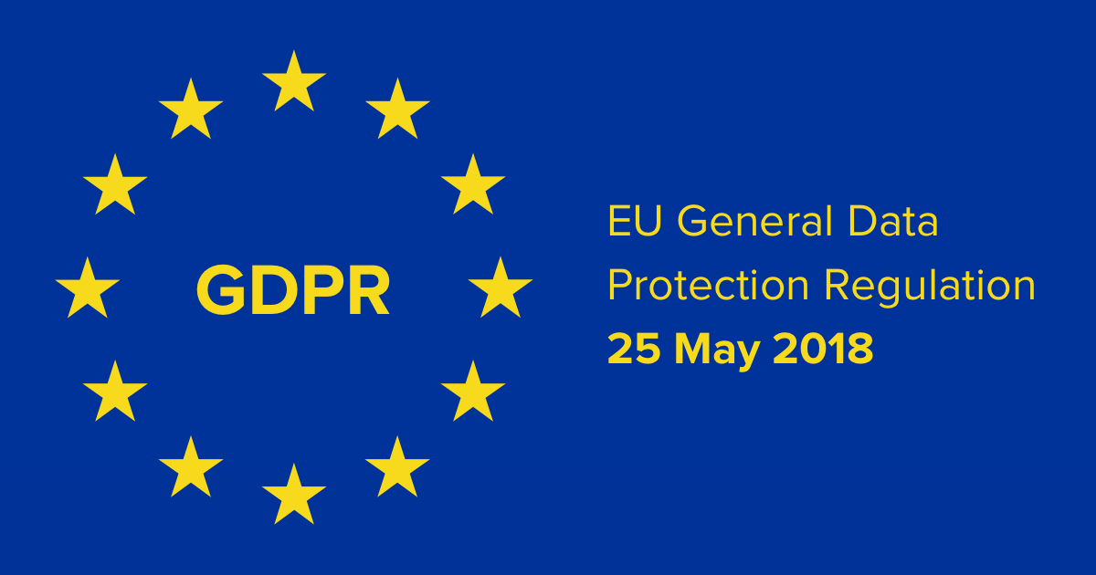 So what is GDPR?